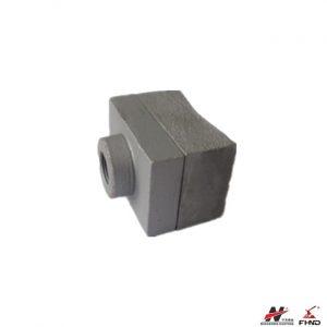 Sugar Industry HRC63 Chromium Shredder Hammer Tips