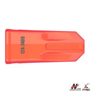 124-7409 CAT330 J400 Penetration ARM Bucket Tooth