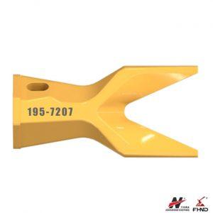 195-7207, 1957207 CAT DRS200 Backhoe Twin Sharp Teeth