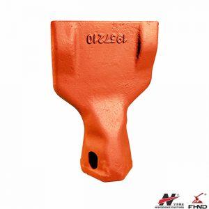 195-7210 CAT DRS200 Backhoe Loader Flare Bucket Tooth