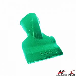 Backhoe Bucket Tooth 208-5240 Wide Tip fits CAT DRS230 Series