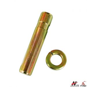 Electroplated Volvo EC290 Excavator Bucket Tooth Pin and Lock