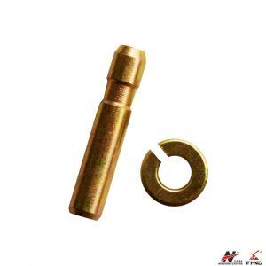 Hitachi EX70 Excavator Bucket Tooth Pin and Lock