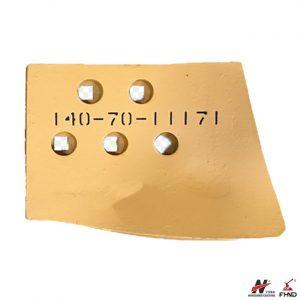 140-70-11171 Replace Komatsu Cutting Edge