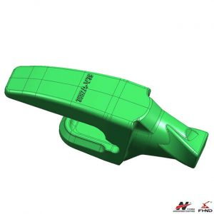 3882A-V39 TWIN STRAP EXCAVATOR ADAPTER SUITS 40MM LIP