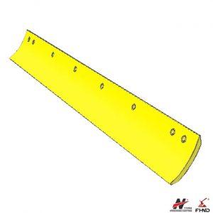 7T1633 7T-1633 CAT 8 Holes 6FT Carbon Grader Curved Blade