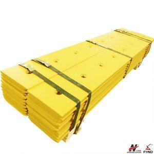 7T5701, 7T6592, 7T9978 Replacement CAT D9 Bulldozer Spare Parts Cutting Edges