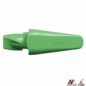 8830-V23 Loader Flush Mount Shank