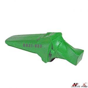 8831-V33 Loader Flushmount Adapter