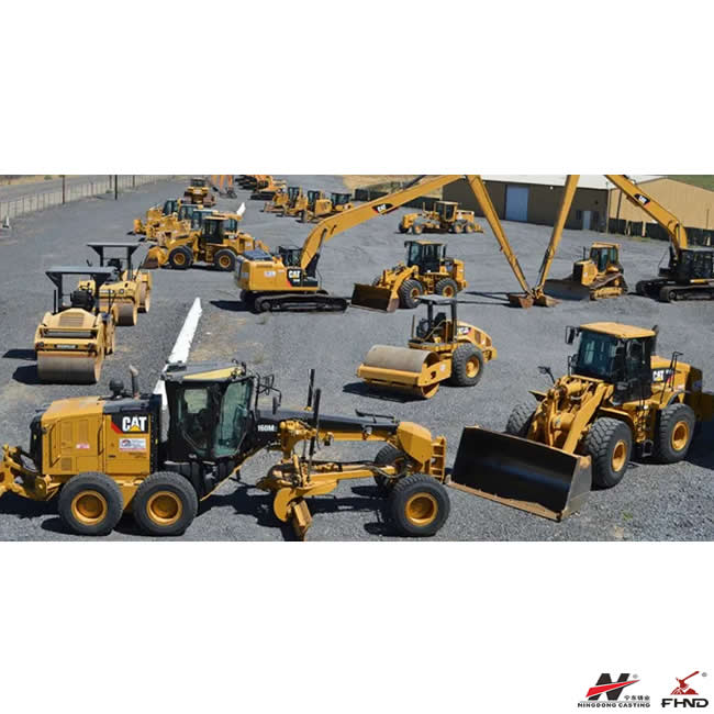 Heavy Duty GET Parts for All Machines