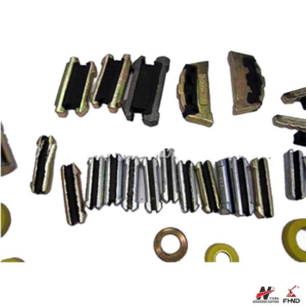Digging Teeth Washer Lock Pin