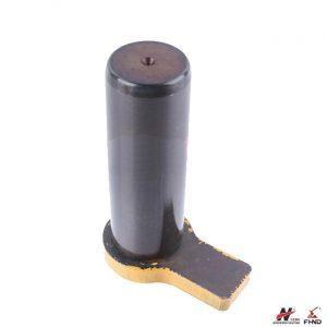 Q345B HRC52-58 Komatsu Bucket Pins 240mm